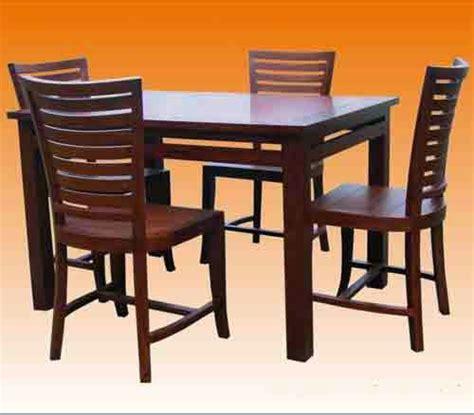 Meja Makan Jati Minimalis Jepara 1 meja makan minimalis amara furniture meja makan minimalis