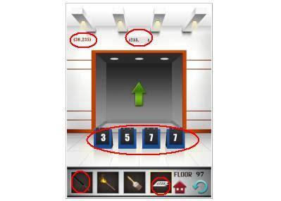 100 Doors Floors Level 97 by 100 Floors 97