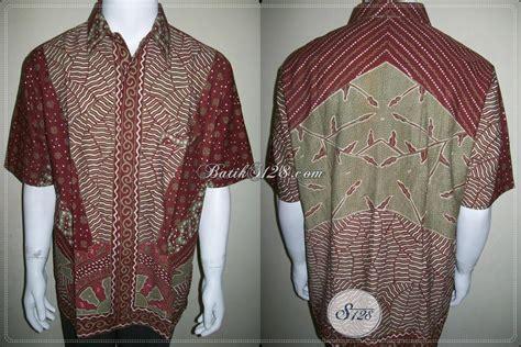 Gamis Juba Pria hem batik pria halus kualitas bagus batik tulis modern
