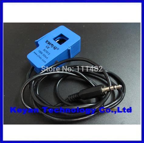 Ac Current Sensor Sct 013 000 100a Non Invasive Split Sensor Arus aliexpress buy non invasive split current transformer ac current sensor 100a sct 013