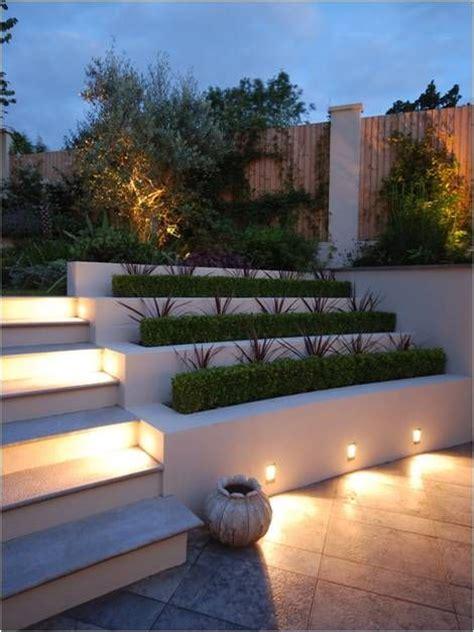 Outdoor Planter Lights by Best 25 Garden Wall Lights Ideas On Lighting