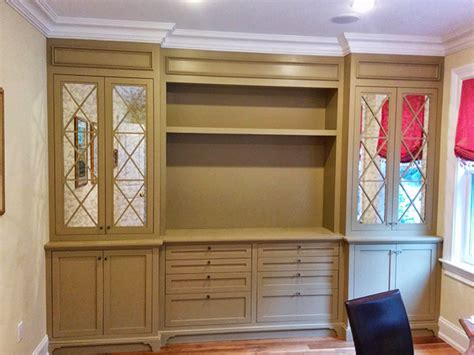 built in home office furniture philadelphia s a k interiors