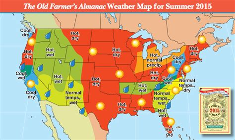 the old farmer s almanac 2013 weather predictions mild summer weather forecast 2015 old farmer s almanac