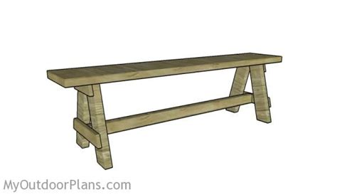 woodworking plans bench seat outdoor bench seat plans myoutdoorplans free