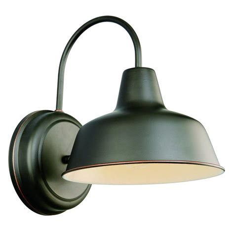 design house lighting products design house mason rlm oil rubbed bronze outdoor wall mount dark sky downlight 519504 the home