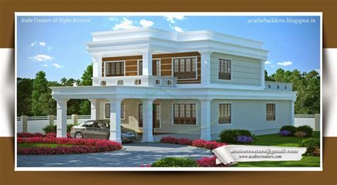 new kerala house plans with front elevation arts with