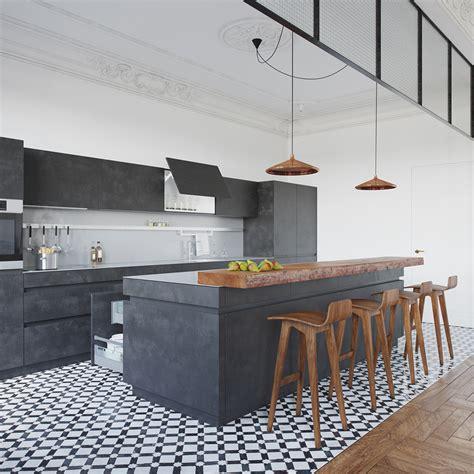 foto cocina estilo industrial de marta  habitissimo