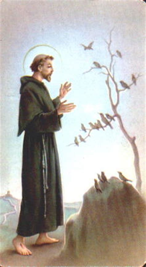 image of st. francis of assisi