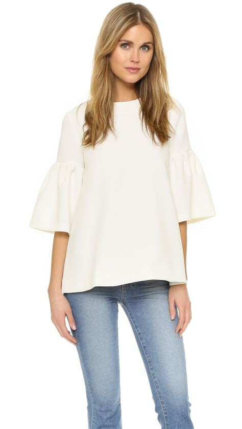 Bell Sleeve Top best 25 bell sleeve top ideas on bell sleeve