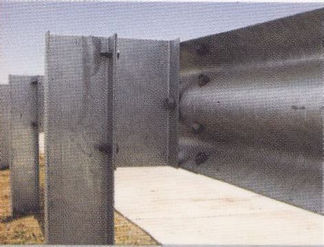 Pelindung Bahu produk guardrail jual pagar brc