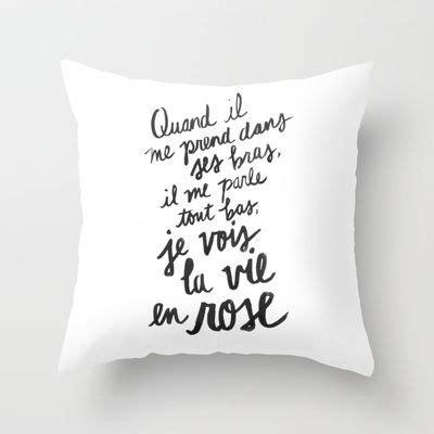 The Pillows One Lyrics by La Vie En Lyrics Throw Pillow Throw Pillows Beds