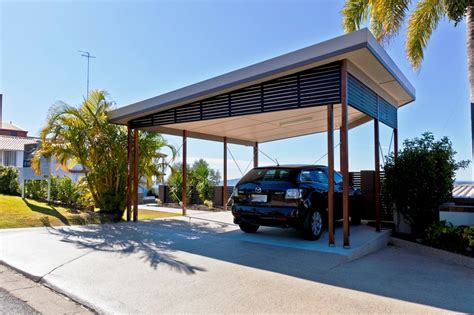 Skillion Carports 23 lastest skillion roof carports pixelmari