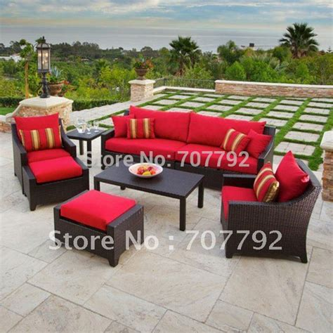 wicker patio furniture sets get cheap resin patio furniture sets aliexpress