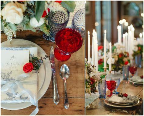 candele per candelabri la tavola di natale wedding therapy