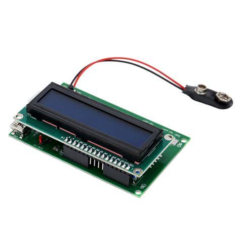 resistor value for lcd backlight best transistor tester multi functional lcd backlight didoe triode sale shopping cafago