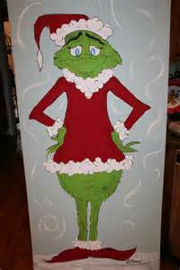 how the grinch stole door decorating ideas 1000 images about grinch seuss on