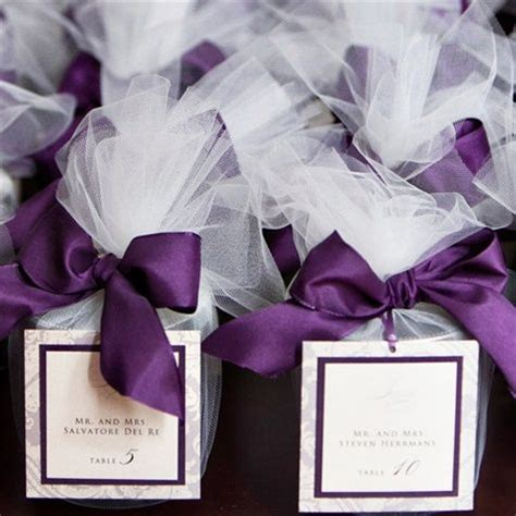 Our Wedding The Favors by Our Cards For Cherylynne Stephen With Yankee