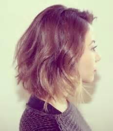 Purple ombre short hair short hair ombre coloring