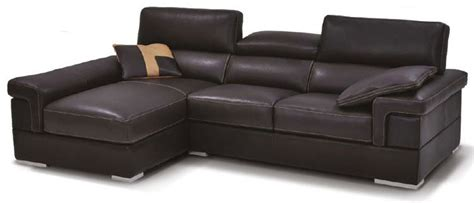 Incanto Leather Sofa Incanto B630 Leather Sectional Sofa Neo Furniture