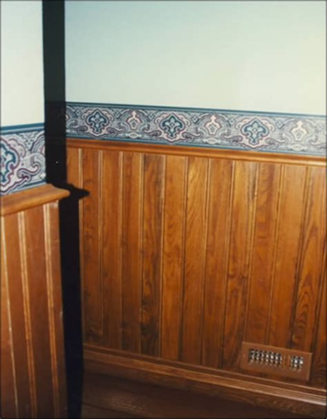 Wainscoting History by August 2012 Wainscot Ideas