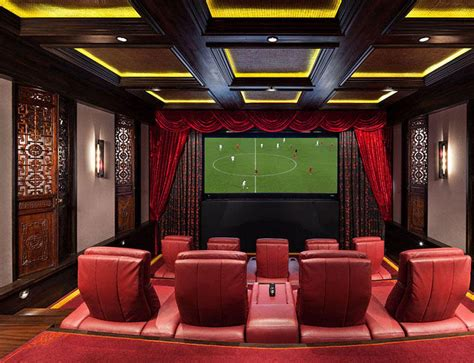 recliner movie theater las vegas inside david copperfield s new 17 55 million mansion in