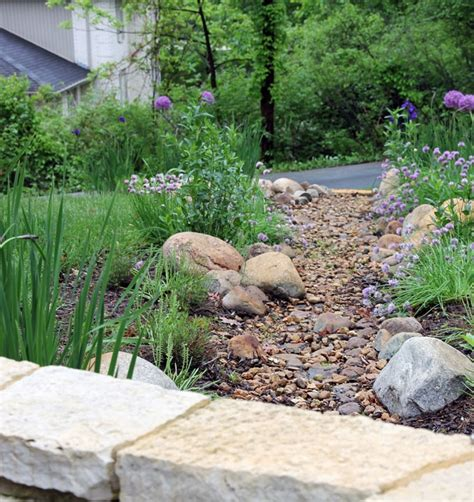 dry river bed landscape interior dry river bed landscaping ideas double sink