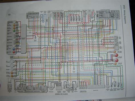 kawasaki zx6r 07 08 wiring diagram get free image about