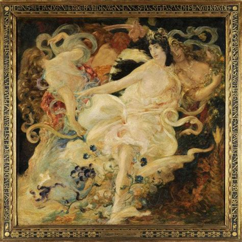 stassen fiori mariano fortuny y madrazo ciclo wagneriano parsifal le