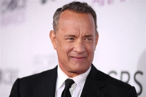 Hanks Tom Hanks by Why Tom Hanks Skipped Out On A Cameo Page Six