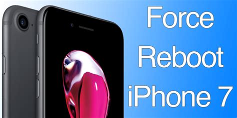 how to reboot iphone 7 or iphone 7 plus unlockboot