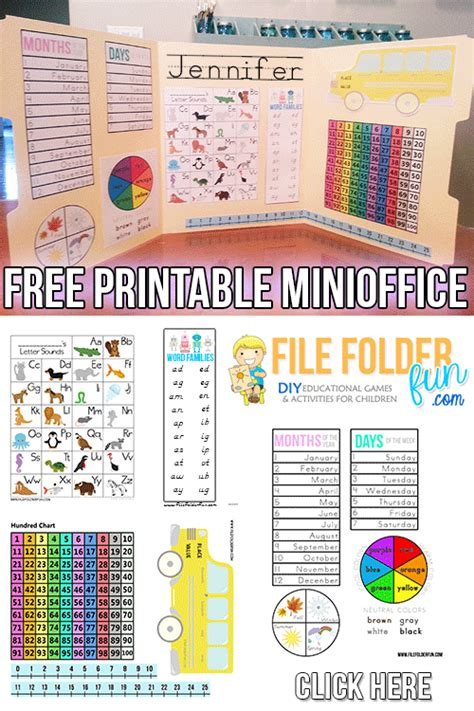 printable games for the office mini office printables