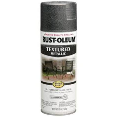 textured spray paint rust oleum stops rust 12 oz protective enamel excalibur