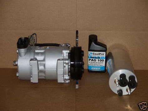 ac compressor kit   jeep wrangler   ebay