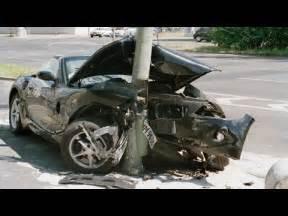 worst bugatti crashes top 10 worst car wrecks aftermaths