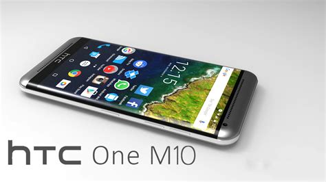 mobile htc 1 htc one m10 concept phones