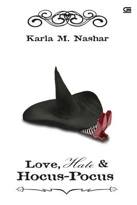 Hocus Pocus Cover Lama Oleh Karla M Nashar Original ravenski and thoughts februari 2013