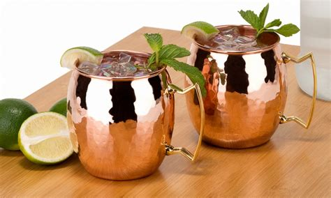 Old Dutch Moscow Mule Mugs | Groupon Goods