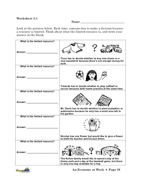 Government Worksheets For 2nd Grade by Limited And Unlimited Government Worksheet Lesupercoin
