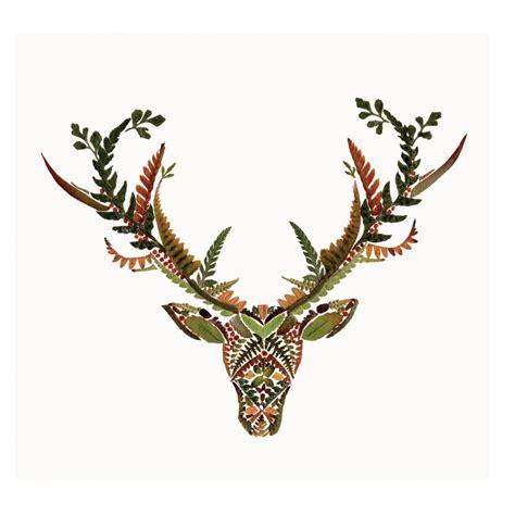 Aplikasi Daun Kering Pressed Leaf des animaux en collages de foug 232 res