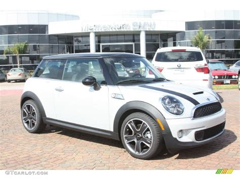 Mini Silver 2012 white silver metallic mini cooper s hardtop 55756968 photo 6 gtcarlot car color