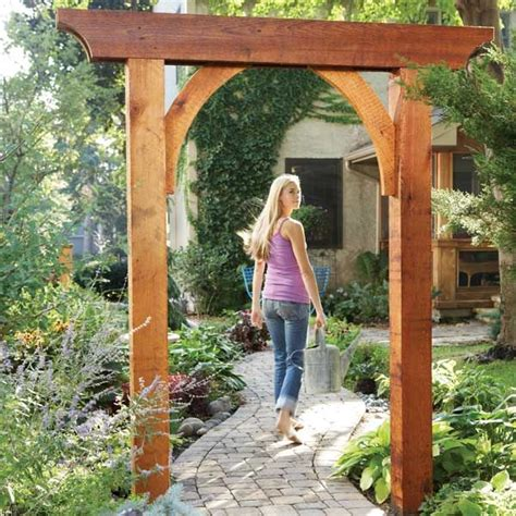 Japanese Wedding Arch by Build A Garden Arch Garden Arches Walkways And Pergolas