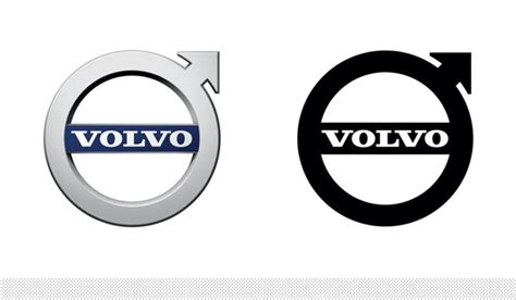 volvo new logo volvo最新标志的斜杠什么含义 左斜杠和右斜杠分别有什么意义 感人网