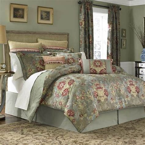 Croscill Discontinued Comforters by Croscill Adelia Bedding By Croscill Bedding Comforters