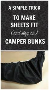 Rv Sheets For Bunk Beds Fitted Cer Bunk Sheets