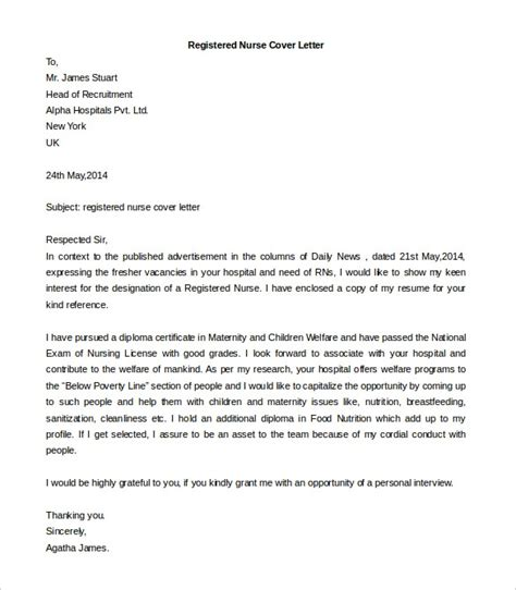 cover letter format latex templates cover letters