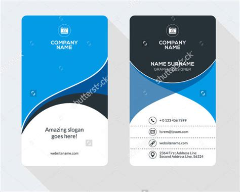 design id card in illustrator id card template 9 free psd vector eps png format