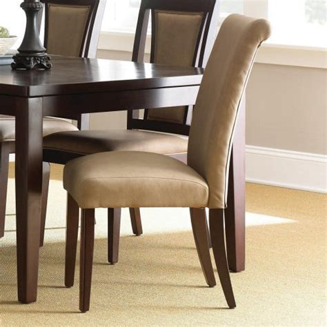 Metro Parsons Bar Stool by Metro Parsons Bar Stool 30 Quot Espresso Leather Walmart