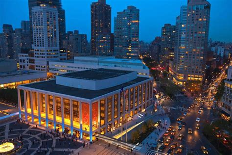lincoln center in new york city lincoln center new york city
