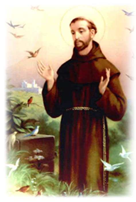 Hu Ze Lu Mba St Francis lecture series the spirit of francis of assisi