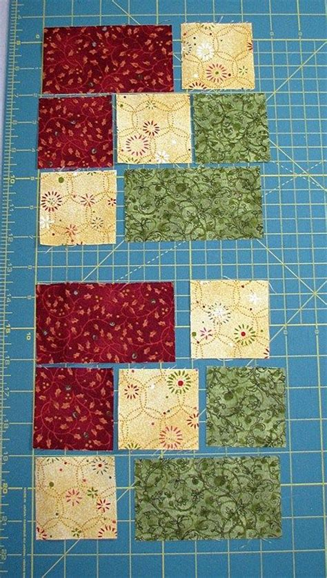 simple quilt pattern for beginners accidental quilt block redone pieces the result is very